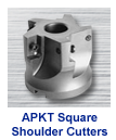 APKT Square Shoulder Cutters